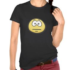 Emoji: Expressionless Face T Shirts