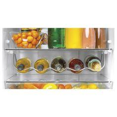 Bottom-Freezer Counter-Depth Refrigerator Stainless steel at Best Buy. Counter Depth Refrigerator, Bottom Freezer Refrigerator, Refrigerator Organization, Stainless Steel Refrigerator, Door Storage, Storage Rack, Lowes Home, Steel Cabinet, Best Appliances