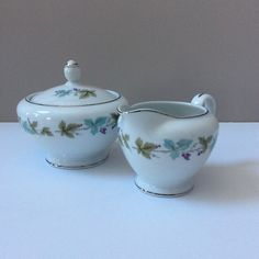 A personal favorite from my Etsy shop https://www.etsy.com/listing/225415890/vintage-fine-china-of-japan-sugar-bowl