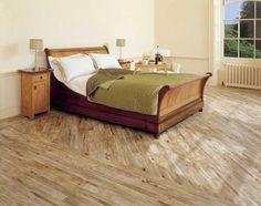 linoleum pros cons wood finish bedroom flooring interior design ideas
