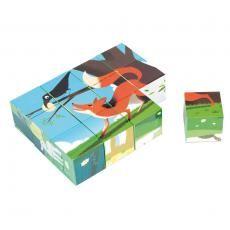 Achat Mes premiers jouets Kubkid 12 Cubes - Les Contes