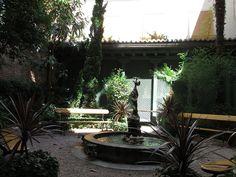 Café del Jardín, Museo del Romanticismo. Madrid by voces, via Flickr