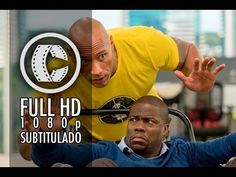 Central Intelligence - Official Trailer #2 [FULL HD] Subtitulado - Cinescondite - YouTube
