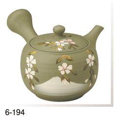 Koizumi: Tokoname Kyusu Tea Pot, 6-194