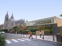 Saint-Hilaire Du-Harcouët Media Center / Serero Architects