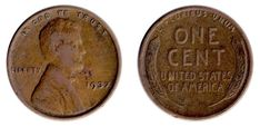 In general, most wheat pennies are worth just a few cents (perhaps 10 cents). However, if worn and of a highly common date and mint mark combination, many wheat cents are quite valuable. In fact, some of the scarcest wheat cents are downright expensive -- costing into the hundreds of dollars in the most worn condition. Here's the scoop.
