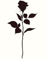 Resultado de imagem para black rose tattoo