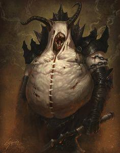 Tubby Demon by Emortal982 on DeviantArt