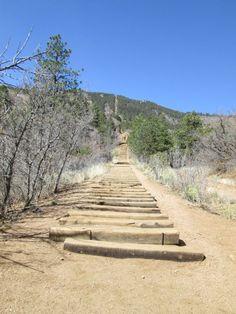 The Incline -- Colorado Springs