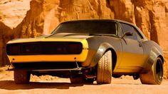 modified 1967 Chevrolet Camaro SS