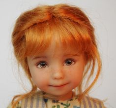Dianna Effner dolls - Rosanne - Picasa Web Albums I thought I preferred Mari but this one is real pretty too