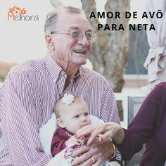 Poesia de avô para neta {amor em versos}