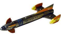 Fireball XL-5 Die Cast Metal Toy