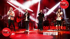 One Direction for coke studio @MTV Mexico interview & performance ( Full )