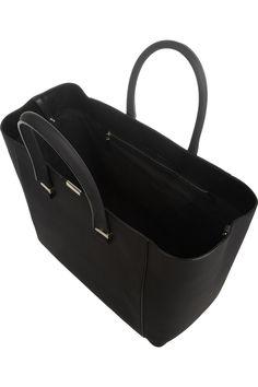 Victoria Beckham|Liberty leather tote|NET-A-PORTER.COM