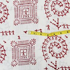 2.5 Yard Hand Block Print Cotton Hand Made Fabric African Design Print Fabric Beautiful Design Print Fabric Dress Making Fabric by BLOCKPRINTFABRIC on Etsy