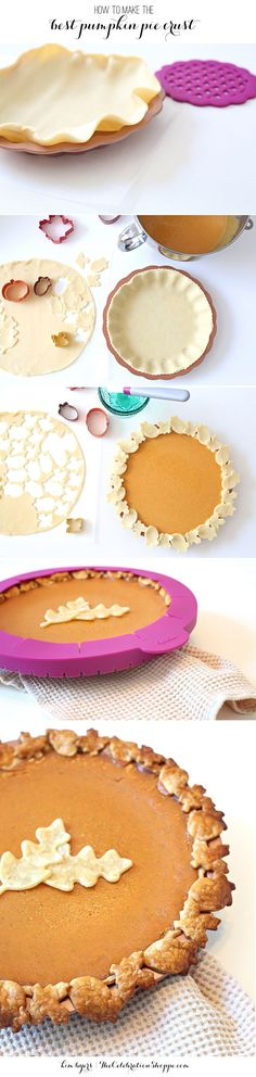 how to bake the perfect pie crust easy pumpkin pie recipe