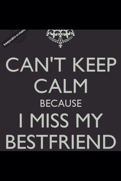 I. Can't. Keep. Calm. !!!! Lol:). Miss ya Suz!!!!