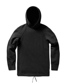 8391995f5c86 Reigning Champ Pullover Double Knit Hoodie A classic pullover hoodie built  from heavy double knit mesh. Signature details that have become a staple  with ...