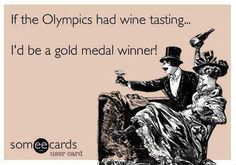 Going for the gold!