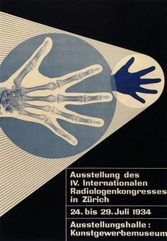 Walter Kach poster for radiology conference