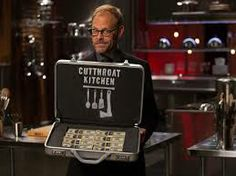 Cutthroat Kitchen.