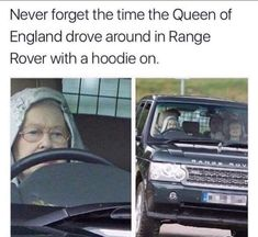 """Fourteen Queen Elizabeth Memes That Will Never Die - Funny memes that """"GET IT"""" and want you to too. Get the latest funniest memes and keep up what is going on in the meme-o-sphere. Best Funny Jokes, Funny Jokes To Tell, Funny Tweets, Funny Memes, Hilarious, Funny Guys, Fun Funny, Funny Videos, Funny Stuff"""