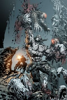GoW by Liam Sharp