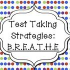 FREEBIE: These are 7 colorful polka dot posters with versatile test taking strategies. Enjoy, from Shawsome Learning.
