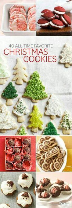 BHG must try cookies hmmm....