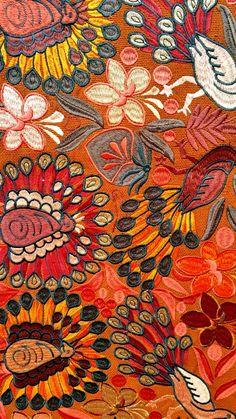 Textile Patterns, Textile Art, Quilt Patterns, Book Of Kells, Weaving Textiles, Folk, Fairy Art, Graphic Design Art, Chinese Art