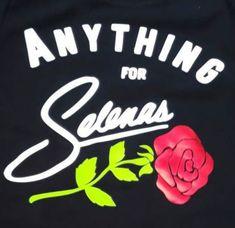 Selena Shirt, Selena Quintanilla, Neon Signs