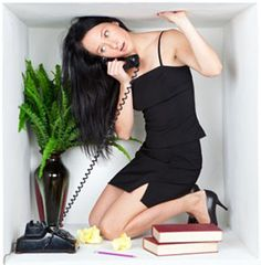 Businesswoman on phone trapped inside small cubicle stock photo Online Marketing Courses, Affiliate Marketing, Make Money Online, How To Make Money, Escape Plan, Feeling Trapped, Break Free, Training Center, Work From Home Moms