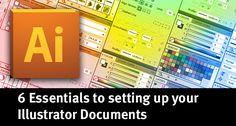6 Essentials to Setting Up Your Illustrator Documents   GoMediaZine