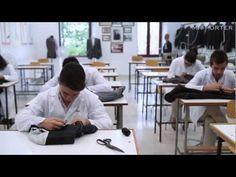 Brioni - The video presentation of the italian fashion house Brioni