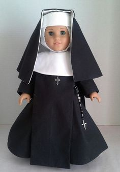 Just on time for Easter Sister Nun Outfit by Judykinsp1 on Etsy