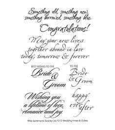 mse my sentiments exactly clear stamps for all words you want to clearly stamp wedding sentiments for cardsgreeting