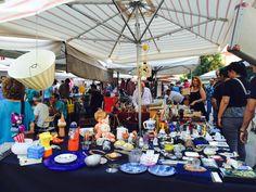 Great little local flea market in Rome