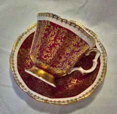 Vintage Royal Albert Bone China Vintage Tea by WoodsHarbourTeaRoom