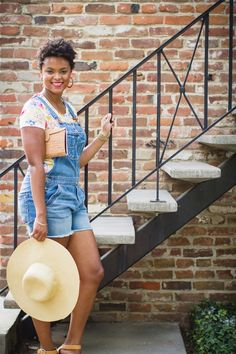 Throwback Style Challenge: Overalls and Graphic Tees! #theeverygirl