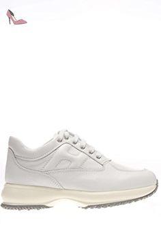 Hogan - HXC00N00E11CSR9999 Interactive - Baskets fille - blanc - blanc, 31 EU - Chaussures hogan (*Partner-Link)