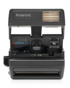 Impossible Polaroid 600 Square Camera