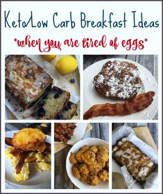 Keto/Low Carb Breakf