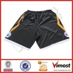 custom cheap dry fit international black basketball short for men