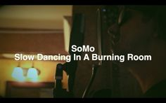 John Mayer - Slow Dancing In A Burning Room (Rendition) by SoMo