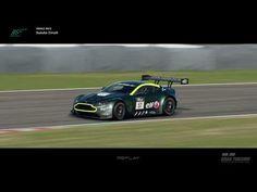 Aston Martin V12 Vantage GT3 '12 519 HP - YouTube Aston Martin V12 Vantage, Rally Car, Esports, Mud, Train, Youtube, Strollers, Youtubers, Youtube Movies
