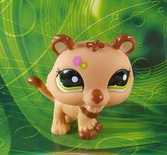 Littlest Pet Shop: female lion: totally adorable