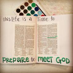 Alma 12 part 1 #illustratedfaith #bookofmormon #journalingBOM #documentedfaith #alma #iamamormon #sharegoodness #lds
