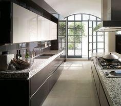 elegant homes | ... elegant kitchen design ideas for Kitchen design inspiration elegant