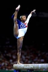Dominique Margaux Dawes is a retired United States artistic gymnast. Known in the gymnastics community as 'Awesome Dawesome,' she was 10-year member of the U.S. national gymnastics team, the 1994 U.S. .